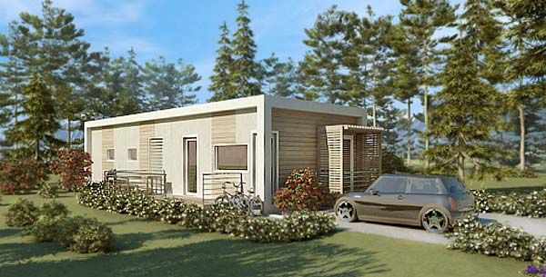 Prefab container home container habitats pinterest prefab and tiny houses - Container home builders florida ...