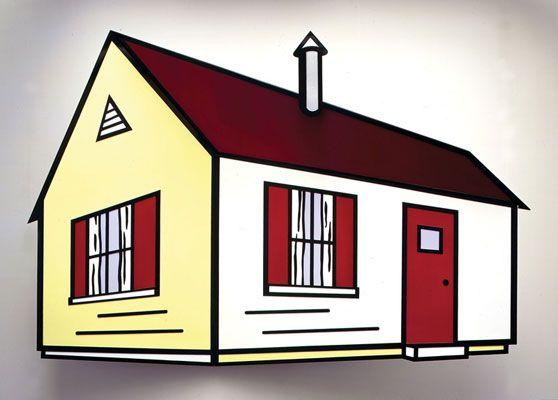 House II (Model 1966, fabricated 1997) | Roy Lichtenstein ...
