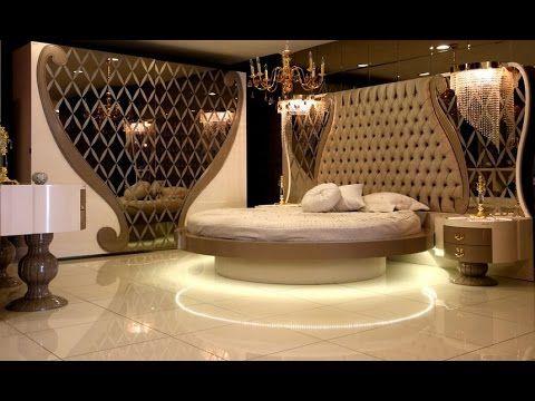 اجمل غرف نوم كاملة بالدولاب ديكورات غرف نوم ايطاليه اوض نوم روعة Youtube Luxurious Bedrooms Luxury Bedroom Design Luxury Living Room Design