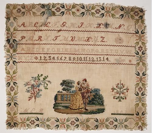 Fripperies and Fobs | Fobs, Fabric manipulation, 19th