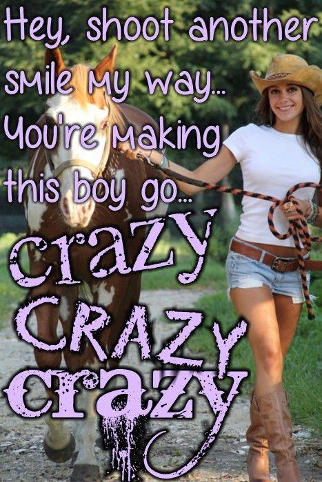 Males go crazy