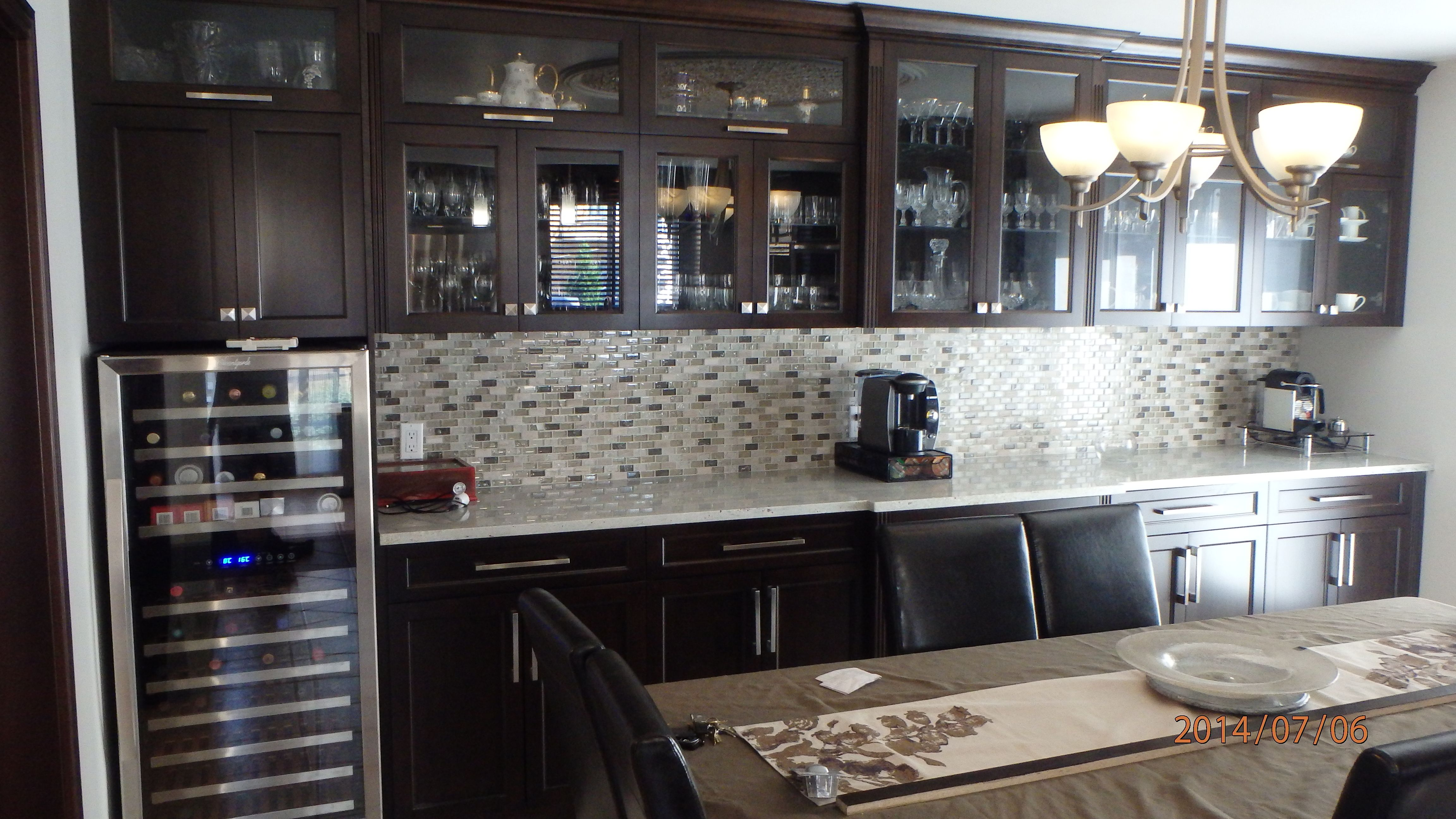 Best Dining Room Built In For Entertaining Wine Fridge And 400 x 300