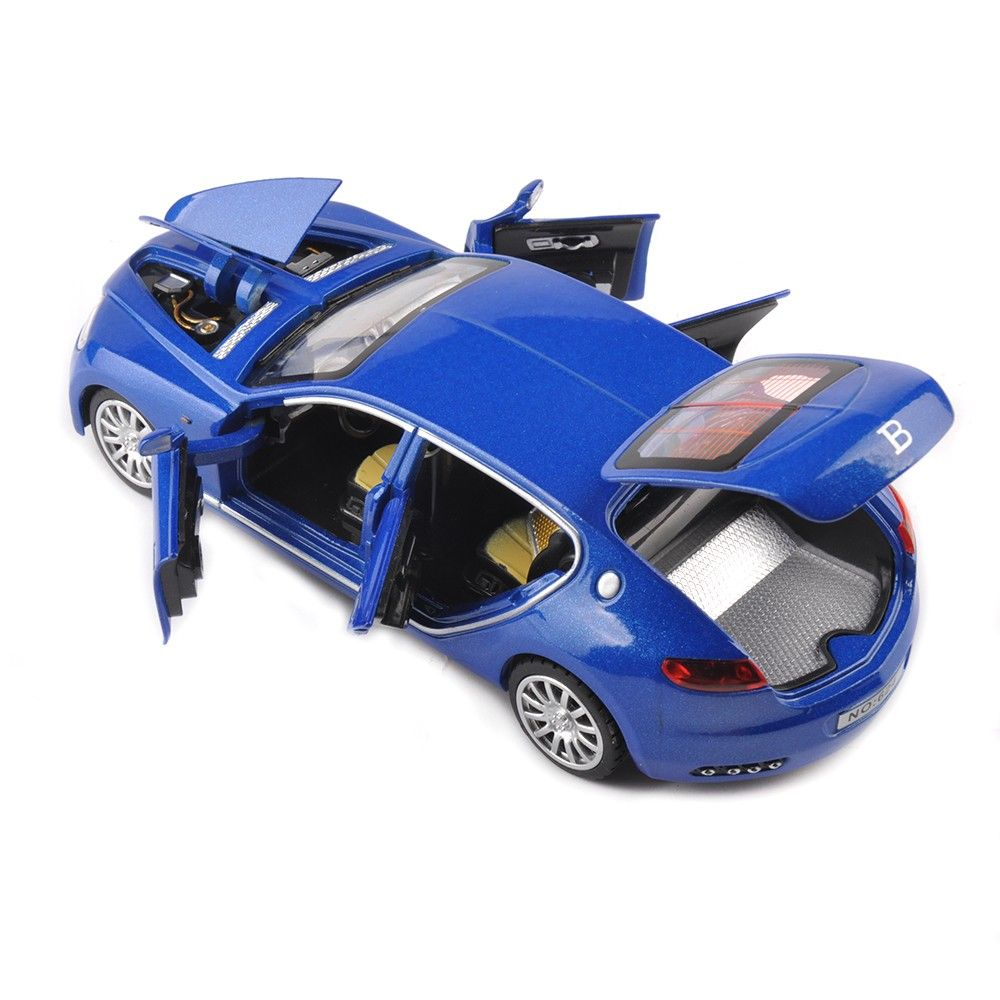 Toys cars for kids   Scale Model Cars Bugatti Galibier Veyron Alloy Diecast Model