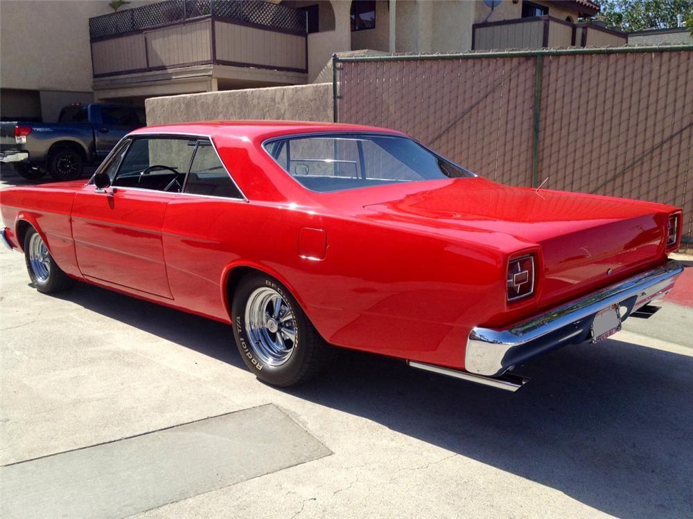 Sold At Las Vegas 2013 Lot 192 1966 Ford Galaxie 500 Xl Custom