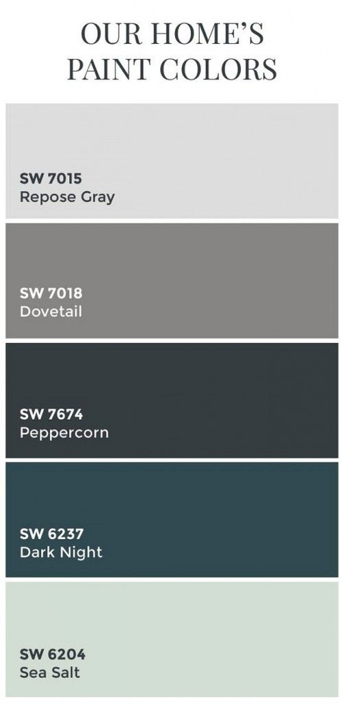 Transitional Home Color Scheme. Transitional Whole House Color Palette.  Sherwinu2026