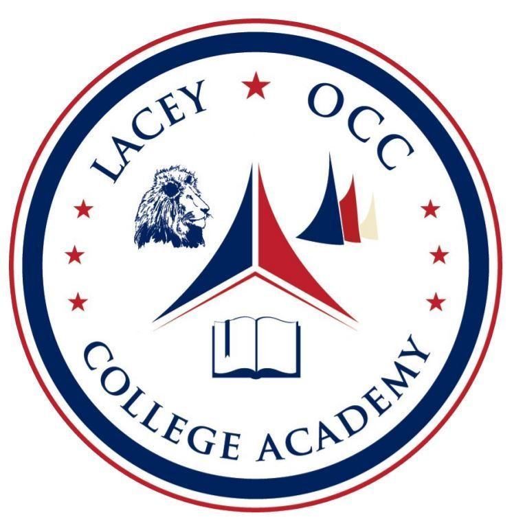 Graduate from Lacey HS with an Associate's Degree