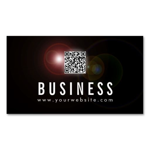 Life coach lens flare qr code business card lens flare qr codes lens flare qr code life coach business card make your own business card with this colourmoves