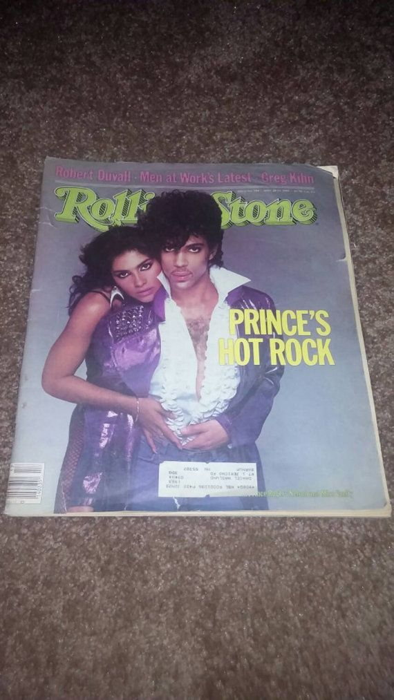 Check out this item in my Etsy shop https://www.etsy.com/listing/212729704/vintage-prince-rolling-stone-magazine