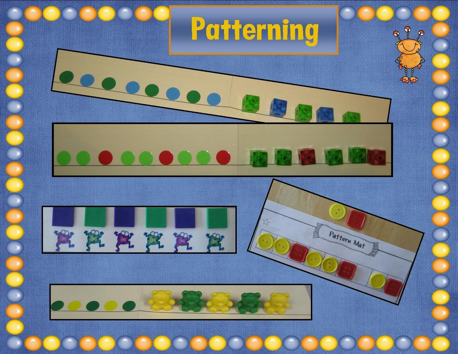 Like The Pattern Mat Sorting