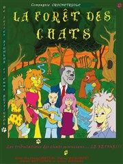 La forêt des chats La Comédie des Suds Affiche