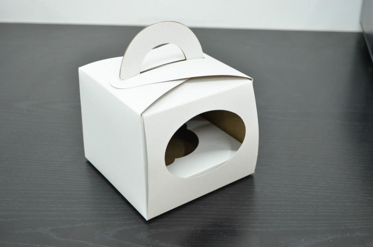 cajas para cupcakes individuales | Empaques | Pinterest | Cajas para ...