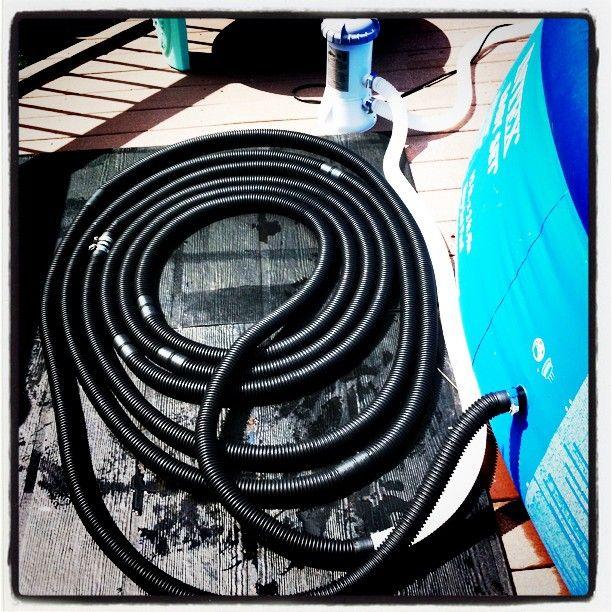 DIY Solar Pool Heater! Joan Ellen Cornell Solar pool