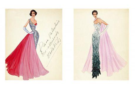 Bocetos De Moda Chanel Buscar Con Google Bocetos De Moda