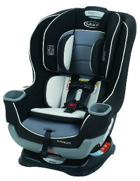 Graco Extend2fit Convertible Car Seat Gotham 2016 Top Rated Seats Baby