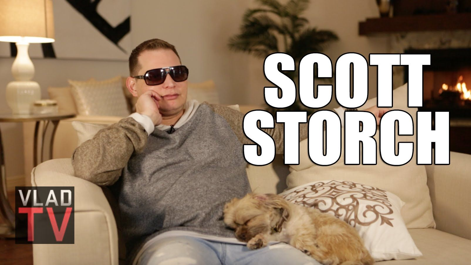 Scott Storch on Fallout with Dr  Dre: I Burnt a Lot of