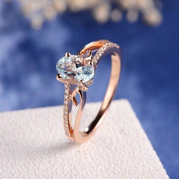 Trendy 18K Gold Filled Opal Woman Jewelry Dangle Gift Anniversary Drop Earrings