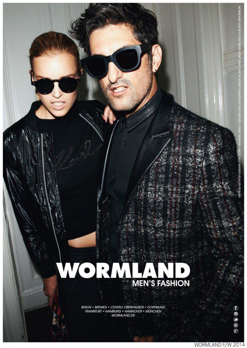 Tony Ward Rocks Dashing Fall Fashions for Wormland