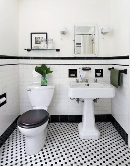 See all our stylish art deco bathrooms design ideas art deco inspired black and white design