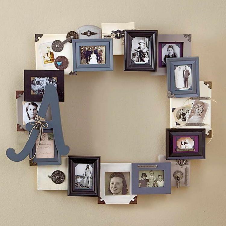 35 diy family photos display ideas for apartment decor