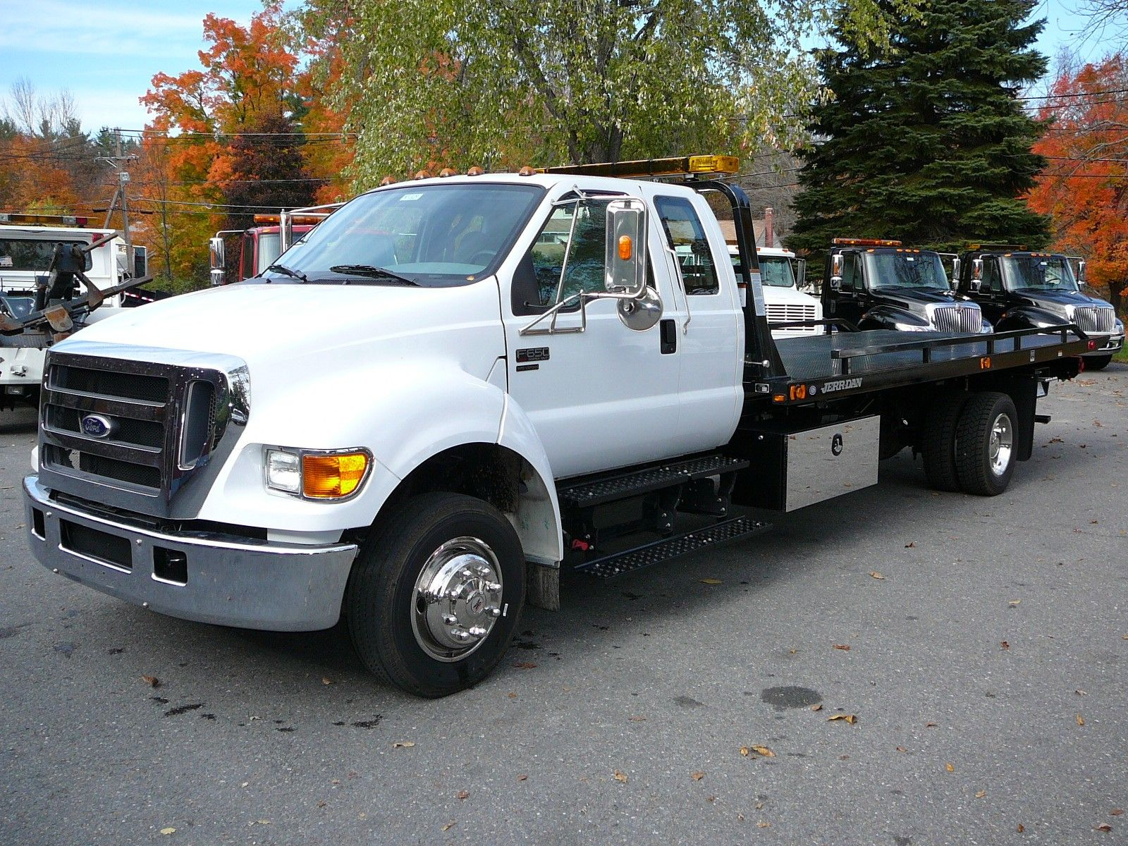 Image result for Ford F650 tow truck