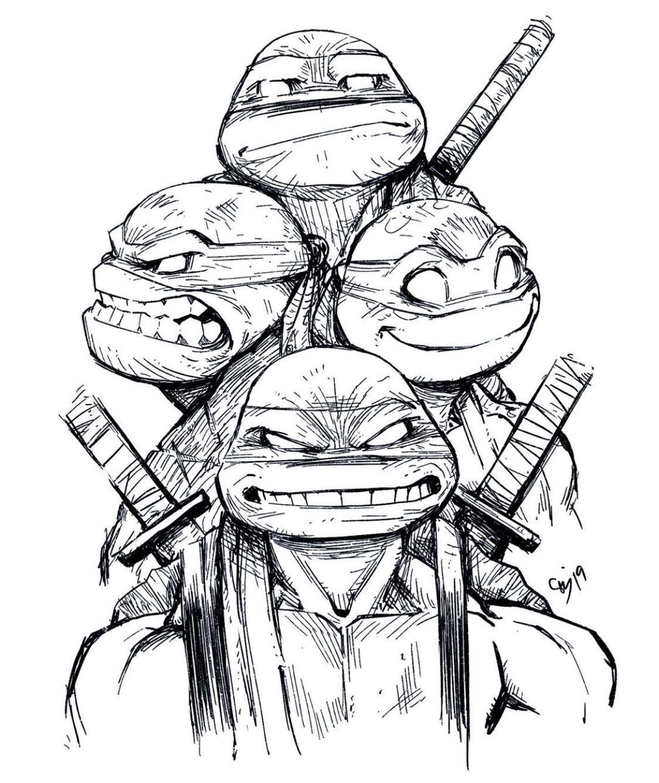 Pin By Thomas Huff On Teenage Mutant Ninja Turtles In