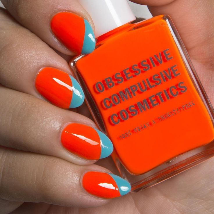 Cruelty Free Nail Polish Is Everywhere Even Rite Aid Cruelty Free Nail Polish Nail Polish Orange Nail Designs