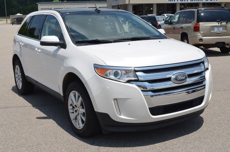 2011 Ford Edge Limited Leather Pano Sunroof Loaded Used Cars