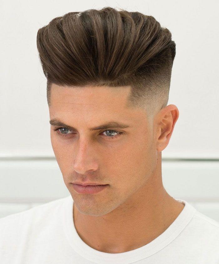 Low Fade Vs High Fade Haircuts Men Haircuts Pinterest Bald