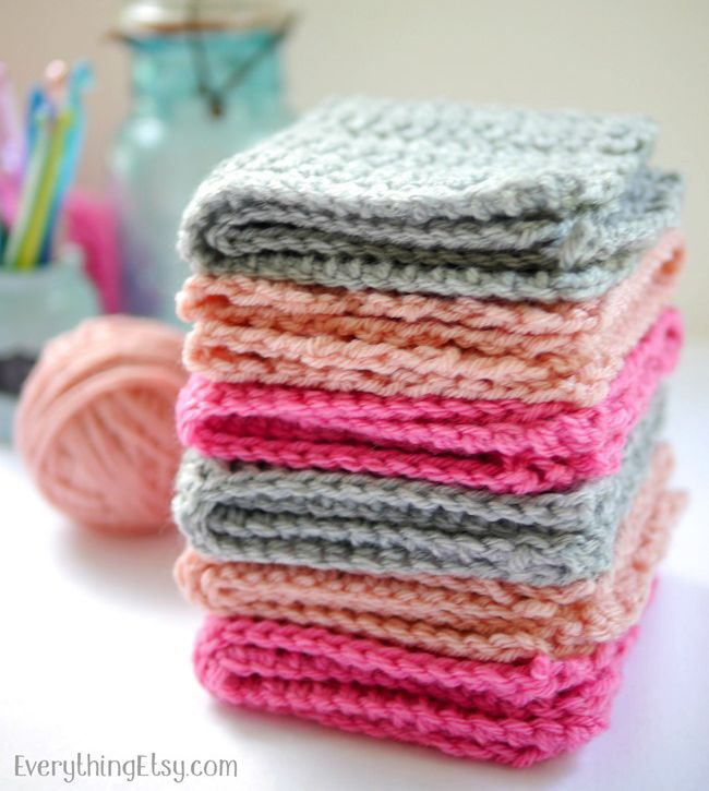 Contemporáneo Free Dishcloth Patterns To Crochet Bosquejo - Ideas de ...