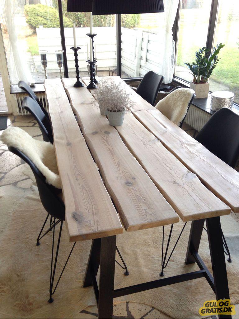 Plankebord Pa Bestilling Rustikke Stue Ideer Boligindretning Boligindretning