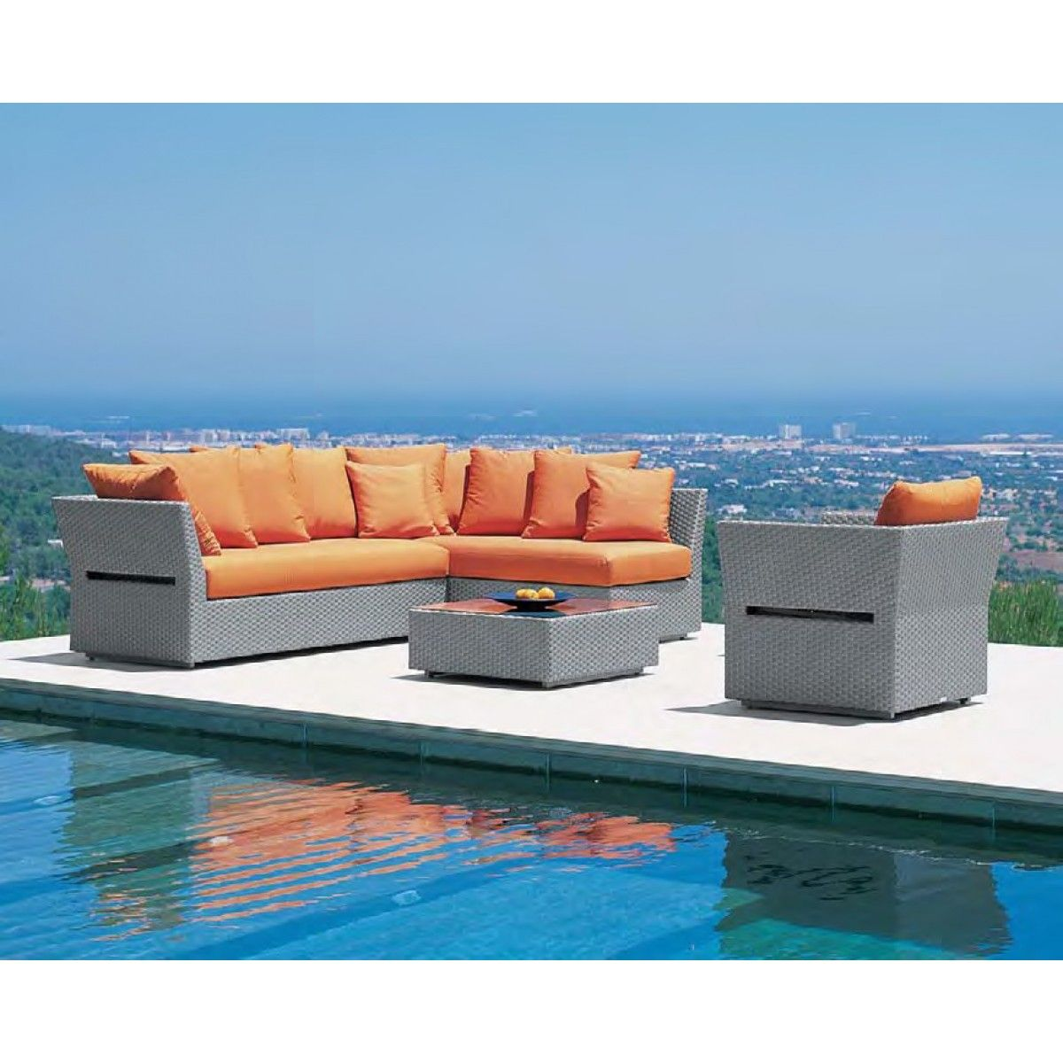** Clearance ** : Rausch Seaside Lounge Set Ex Display # ...