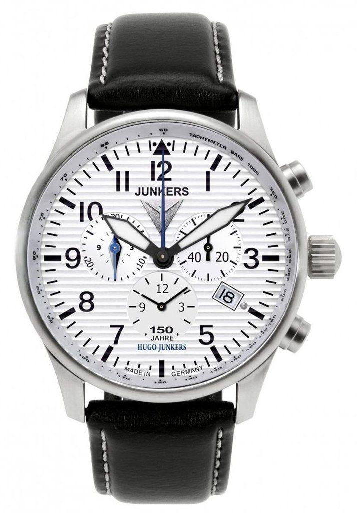 e7ad8913da4 Junkers Hugo Junkers Chronograph Aniversario