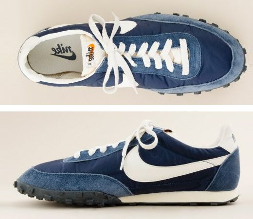 promo code 085b1 f3d4f Nike Vintage Waffle from J. CREW