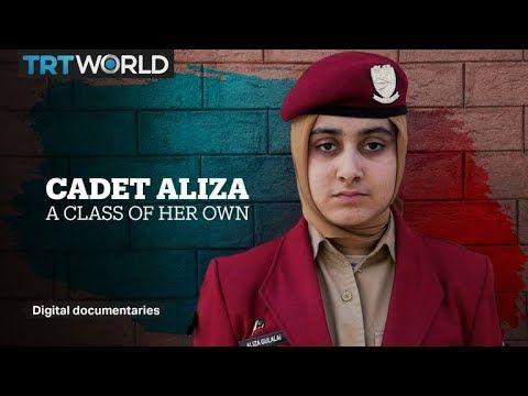 Cadet Aliza Gulalai: A Class of Her Own | TRT World