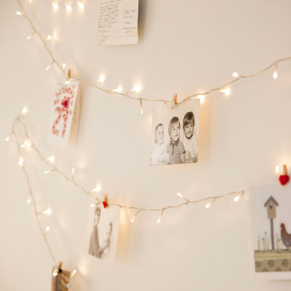 Fairy Lights For Bedroom Ceiling The Dormitory Idea Light