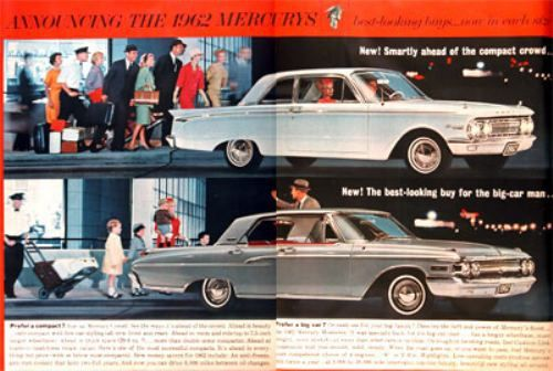 Vintage car ads from the early 60's (22 Photos) – theTHROTTLE