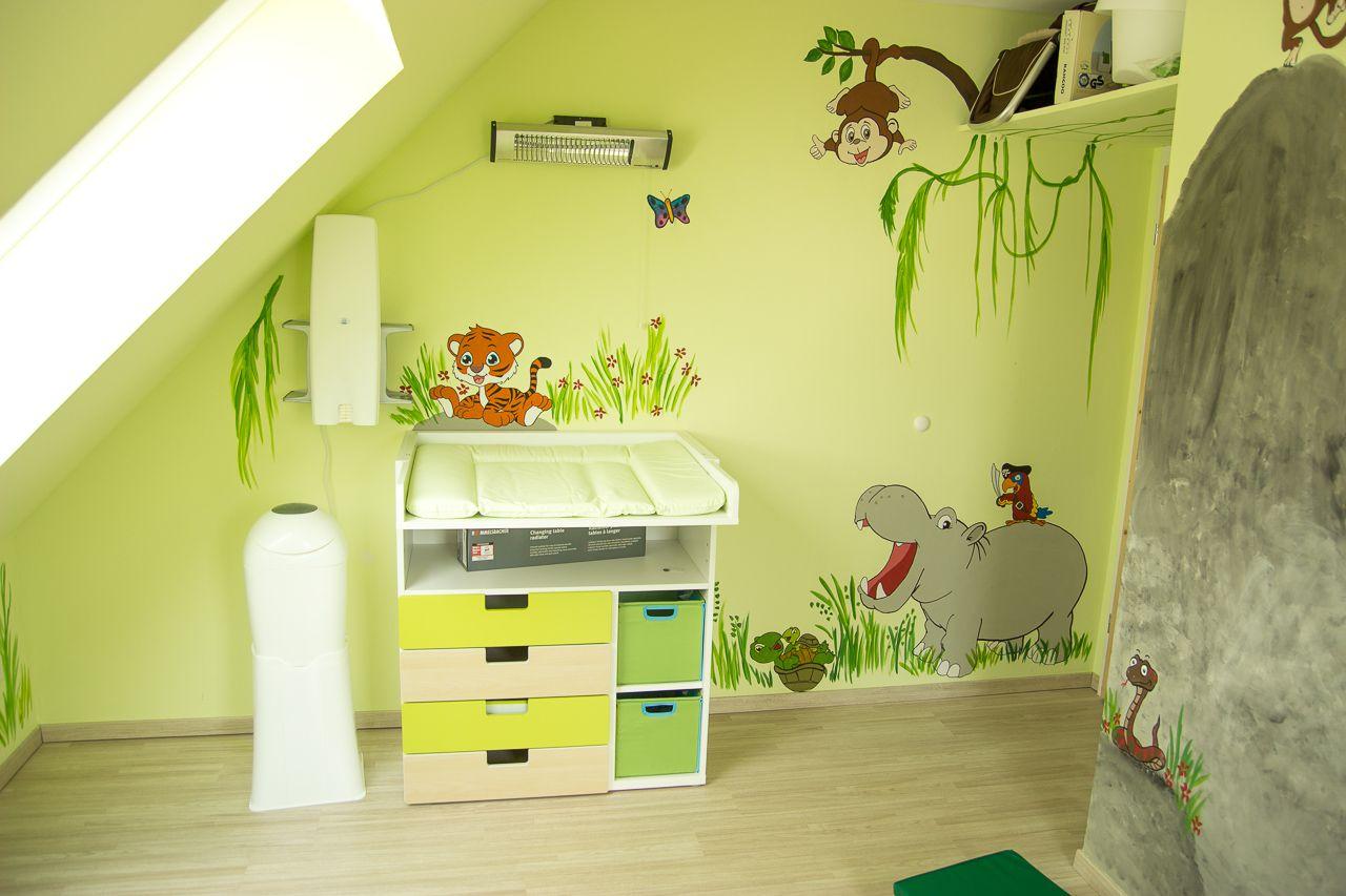 DschungelKinderzimmer DIY Kinder zimmer, Kinder zimmer