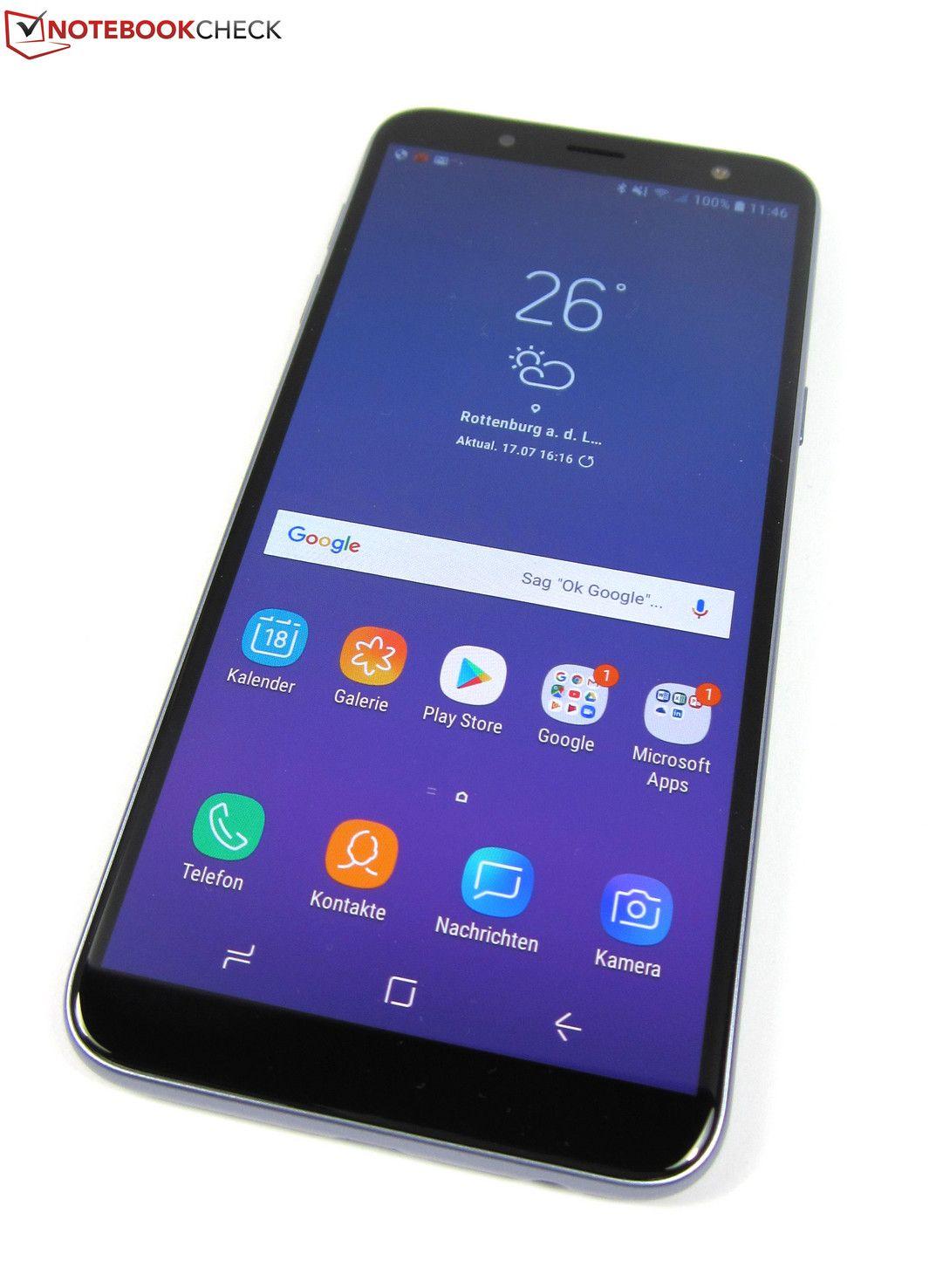 Samsung Galaxy J6 (2018) Smartphone Review Smartphone