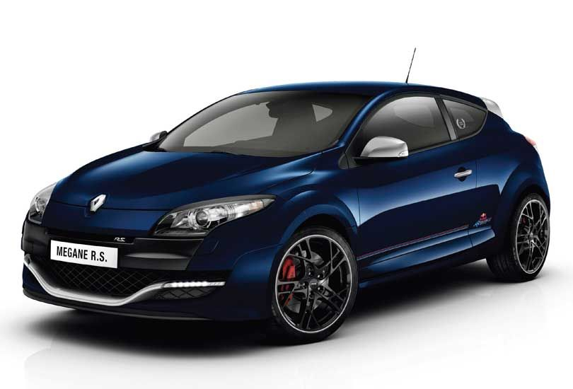 Renaultsport Megane Limited Edition Red Bull Racing Rb8 Red Bull