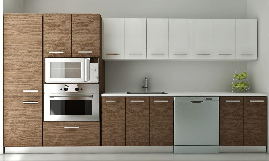 Modern Kitchen Wall Cabinet Designs Contemporary Kitchen