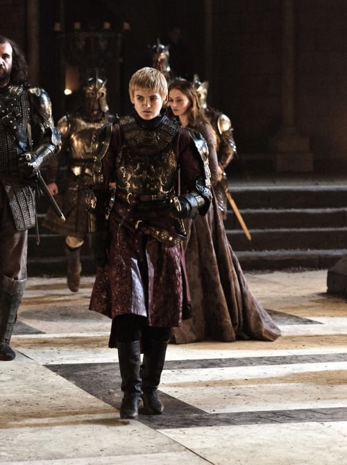 Jack Gleeson as Joffrey Baratheon in Game of Thrones (TV ...