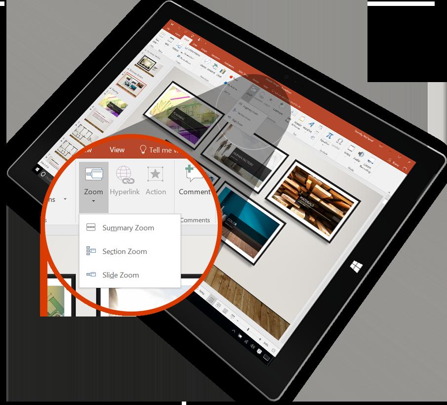 microsoft powerpoint presentation online