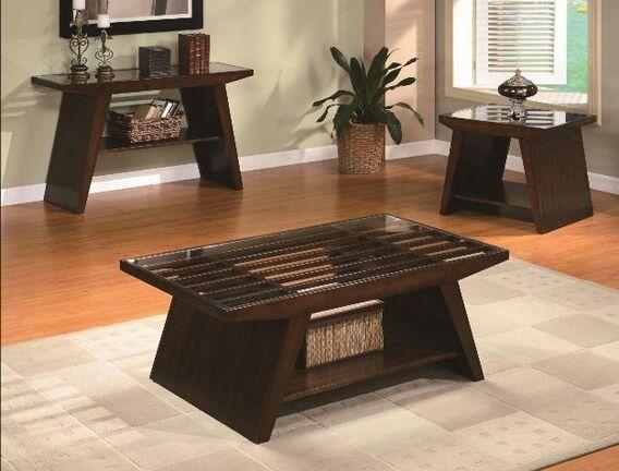 Dark Wood Coffee Table Set Tables Ideas