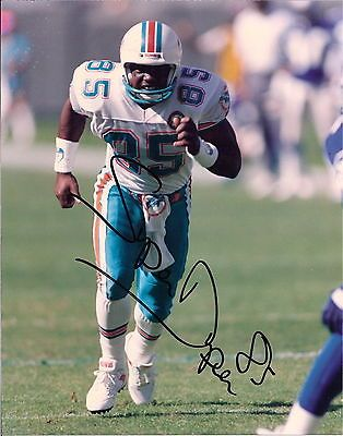 new style 7ecfe 081a9 National Football League · Nfl Football · MIAMI-DOLPHINS -AUTOGRAPHED-8-X-10-COLOR-PHOTO-