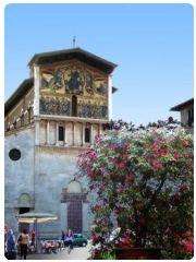 Chiesa di San Frediano - Lucca