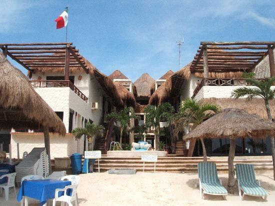 Hotel Mimi del Mar (Riviera Maya/Playa del Carmen, Mexico