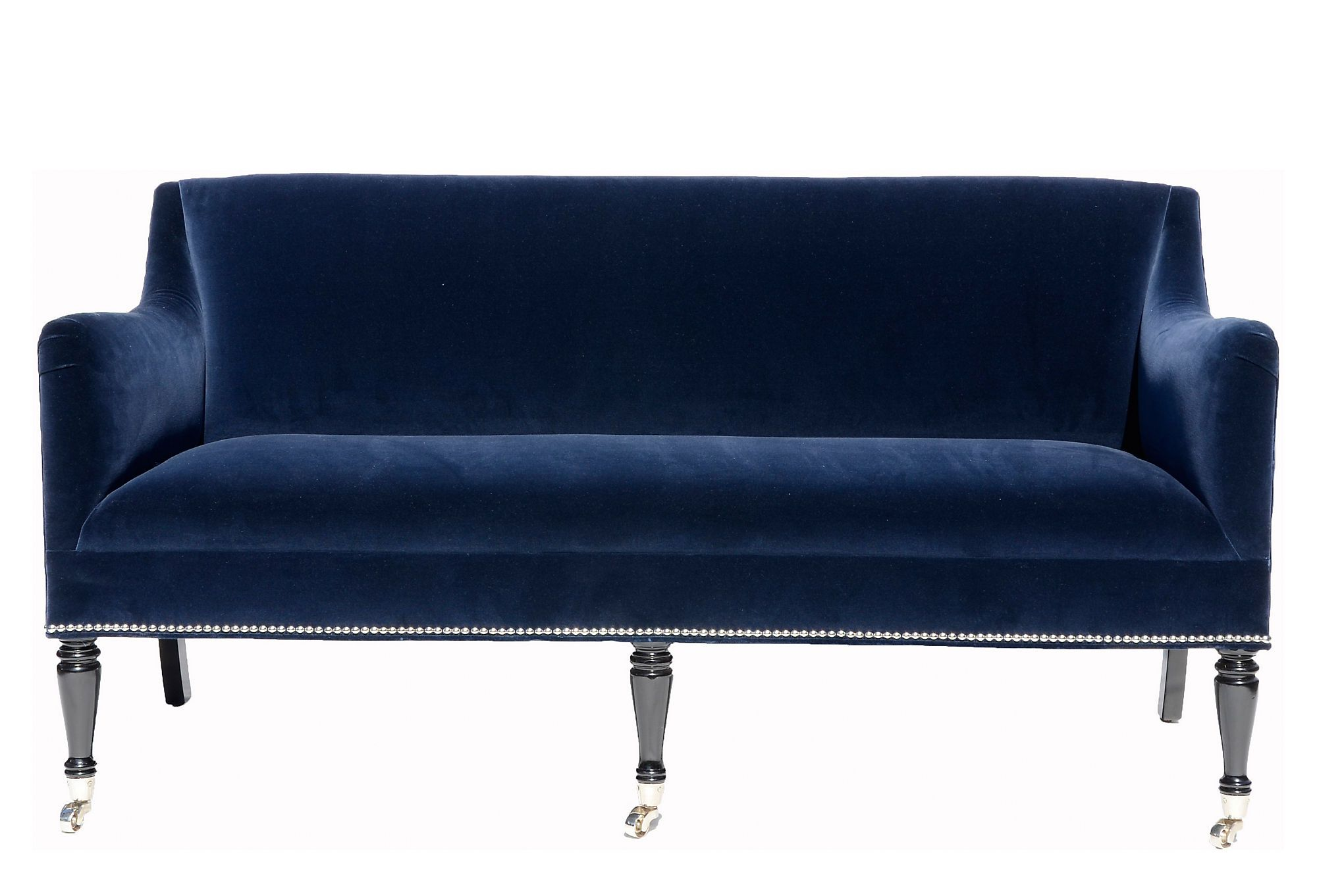 Mad For Navy Love Love Love Ridgecrest Love Seat