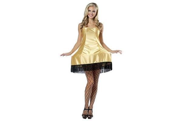 A Christmas Story - Leg Lamp Sexy Dress costume $2995 Halloween