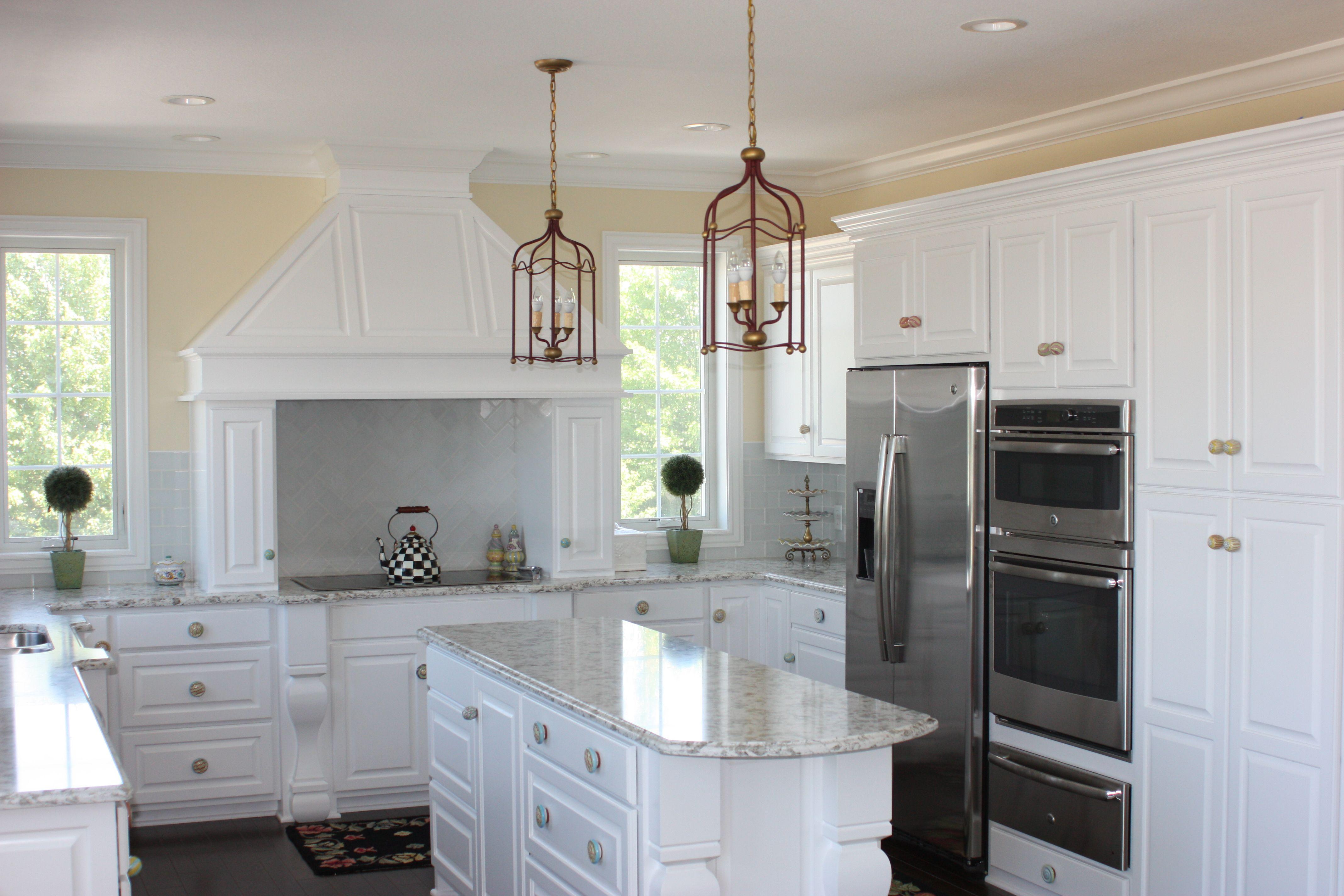 white color varnish island with alaska white vicostone quartz countertop designed and on kitchen island ideas white quartz id=50919