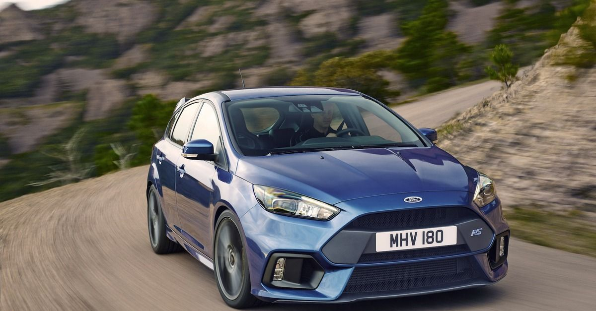 Ford's engineers have outdone even themselves. The Focus RS is now rated at 350 horsepower, up from the previous estimates of 315.